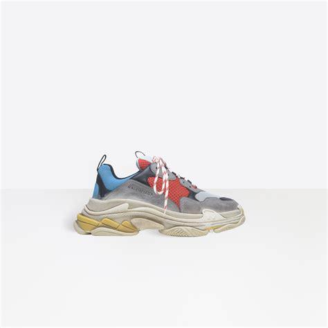 balenciaga shoes s s trainers balenciaga