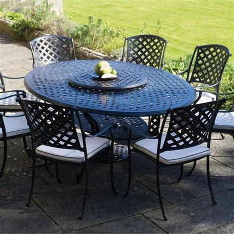 Cast Aluminum Patio Furniture Sets 17 Best Images About Cast Tubular Aluminum Outdoor Furniture On Iron Patio