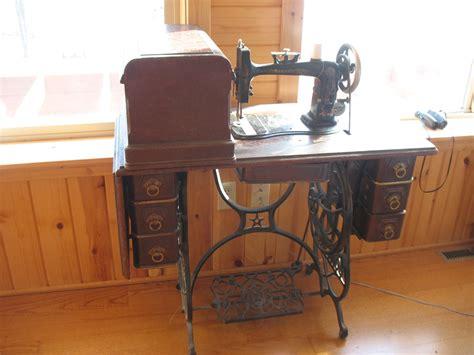 minnesota model a treadle sewing machine manual
