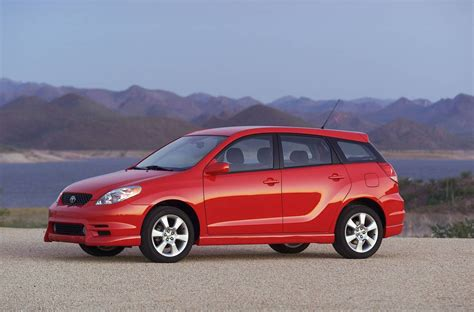Toyota Matrix Xrs Toyota Matrix Xrs 2005 Reviews Prices Ratings With