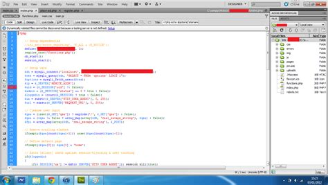 dreamweaver tutorial with php dreamweaver lying about a syntax error web design