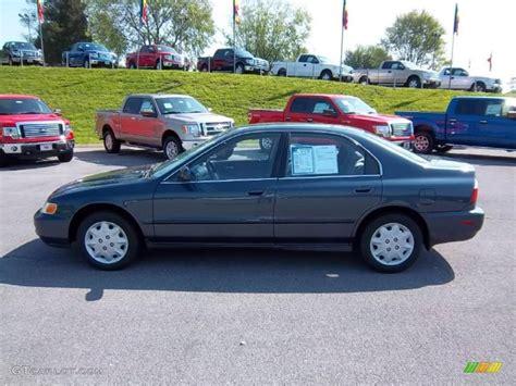 honda accord sedan 1997 1997 sherwood green metallic honda accord lx sedan