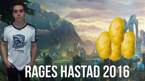 Watch Rage 2016 Rage Hastad 2016 Time De Batatas Youtube