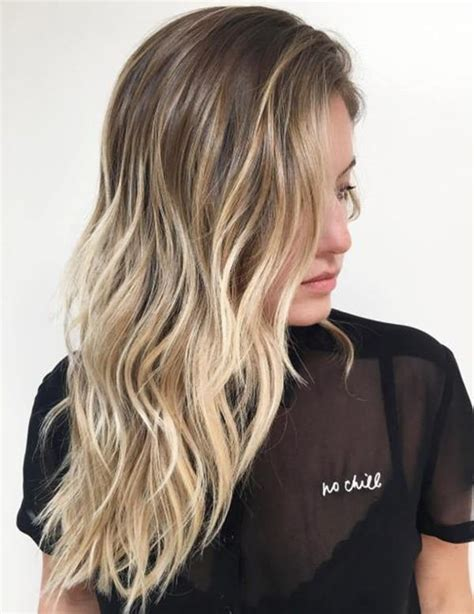 Hairstyle Balayage by 69 Gorgeous Balayage Hairstyles You Will