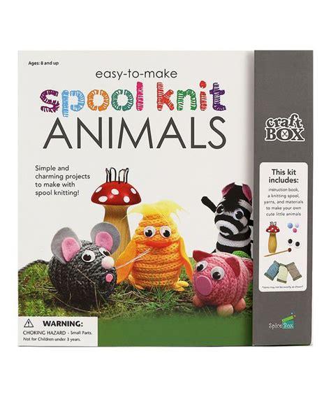 spool knit animals spool knit animal teaching ideas crafts