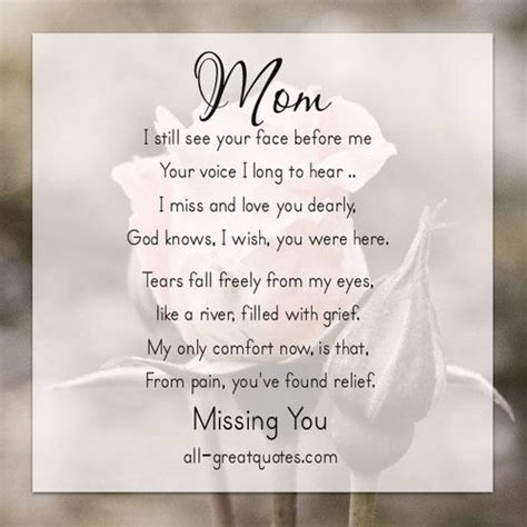 i miss the comfort of my mother 25 best ideas about mom in heaven on pinterest mother