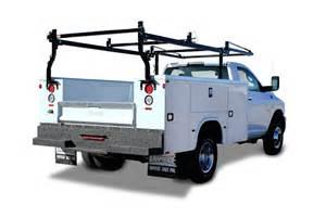 gear knapheide utility rack for service trucks handles
