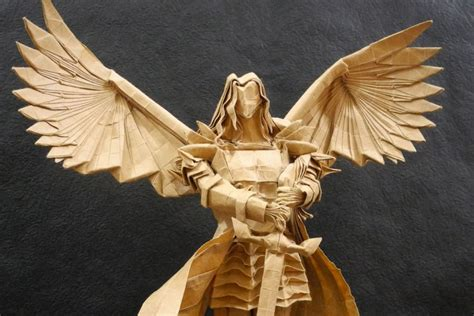 Amazing Paper Folding - adam tran s amazing origami lost in