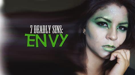 Lipstik Makeover Envy eng 7 deadly sins envy collab makeup