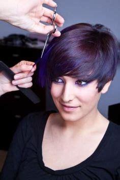 giving yourself a haircut women hair styles on pinterest short haircuts short