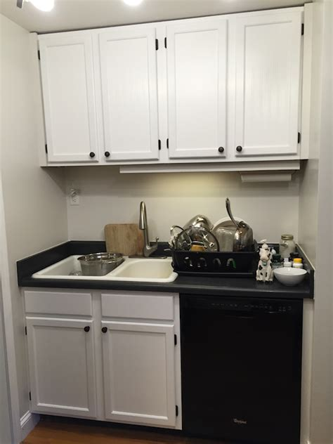 kitchen cabinets too high farmhouse kitchen diy before after makeover jennifer