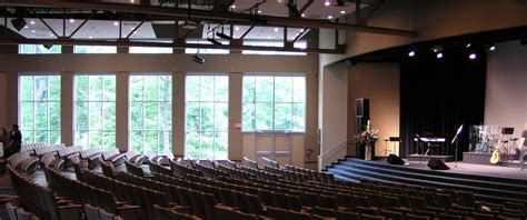 Contemporary Architecture Characteristics by Church Design Dedicated Sanctuary Or Multi Purpose Space