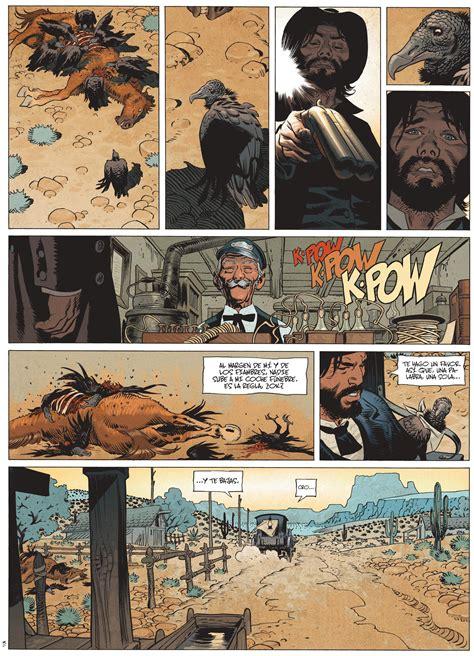 undertaker 01 el devorador undertaker 1 el devorador de oro norma comics blog