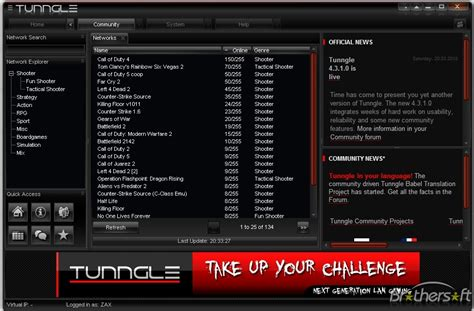 How To Update Tunngle | tunngle update updater brothersoft com