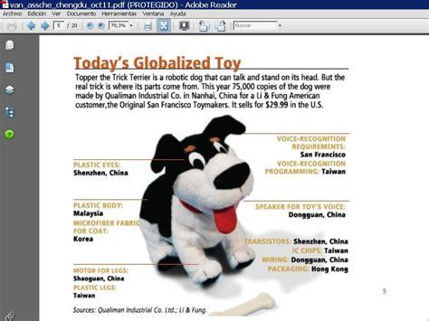 beneficios de las cadenas globales de valor starbucks y las cadenas globales de valor la caja
