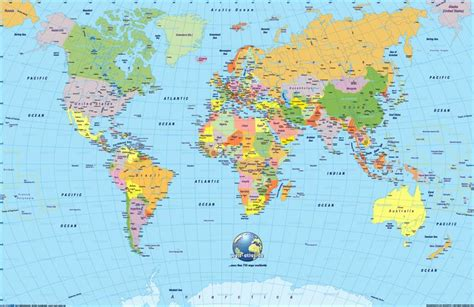 world map with cities hd the world s catalog of ideas