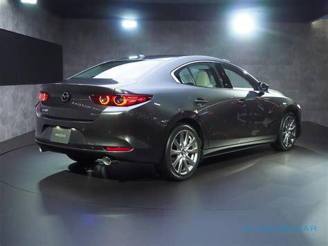 2020 Mazda 3 Hatch by New Mazda 3 Sedan 2020 Mazda Review Release