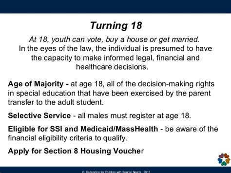 section 8 transfer voucher introduction to the transition planning process