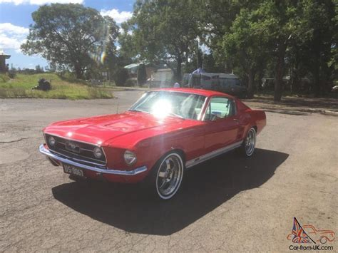 1967 mustang gta fastback for sale ford mustang 1967 gta fastback in nsw