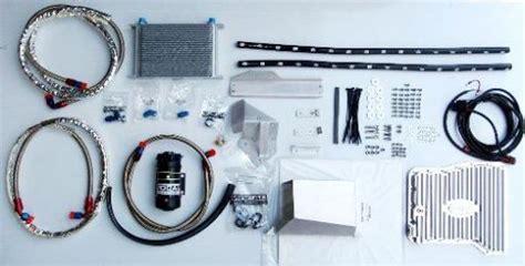transmission cooler kit  nissan gtr