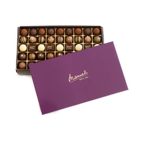 Handmade Brands - swiss handmade chocolate boite manuel luxury brands