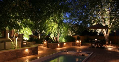 Small Garden Lighting Ideas What Are The Best Solar Garden Lights With Motion Detection
