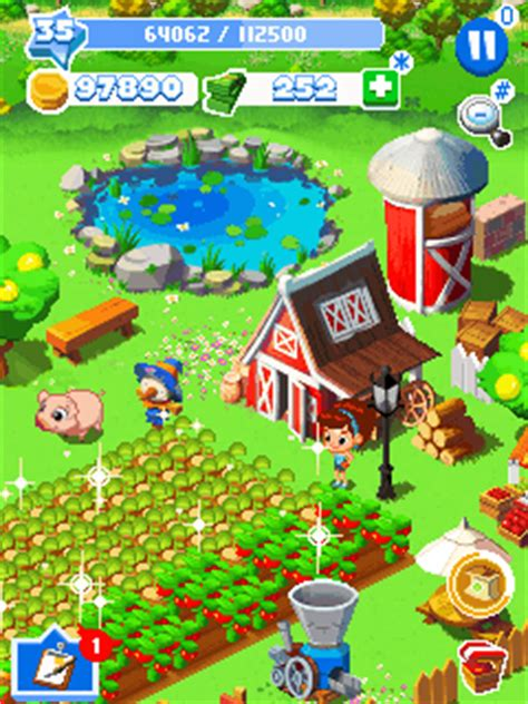 game java gameloft mod game java green farm 3 by gameloft game java