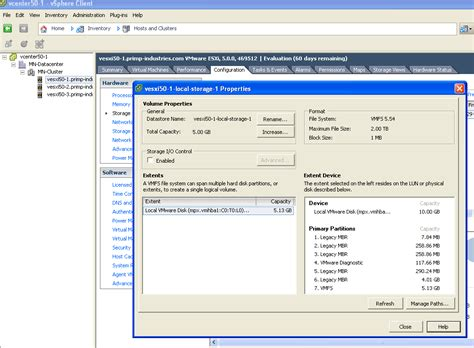 esxi format gpt how to upgrade vmfs3 to vmfs5 newhairstylesformen2014 com