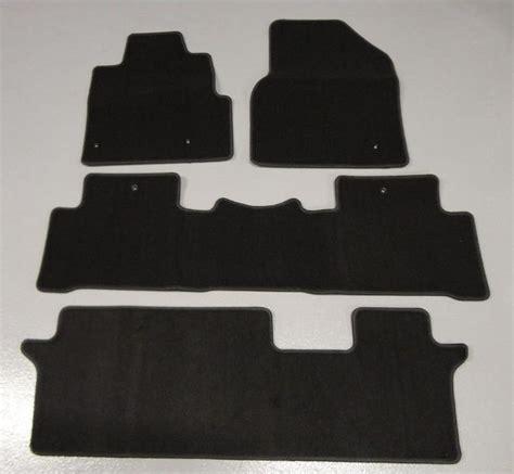 Weathertech Floor Liner Sale by Buy 09 10 11 12 Honda Pilot Carpet Floor Mats In Black