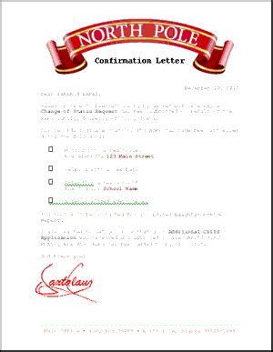 Response Letter From Santa Pin By Deb Robertson On