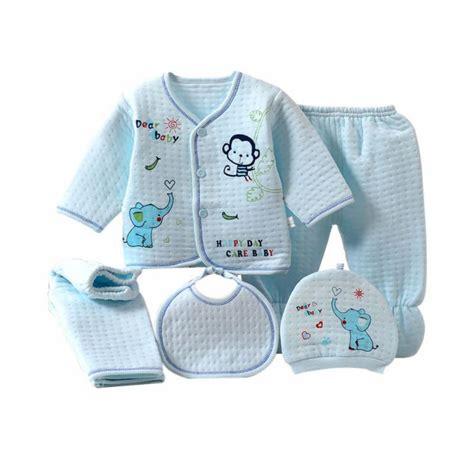 set baby singlet 5pcs a 5pcs set newborn baby 0 3m clothing set baby boy 2