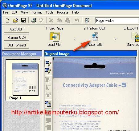 format gambar hasil scan mengubah gambar hasil scan format jpg ke text word