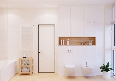 badezimmer cubbies 40 modern minimalist style bathrooms