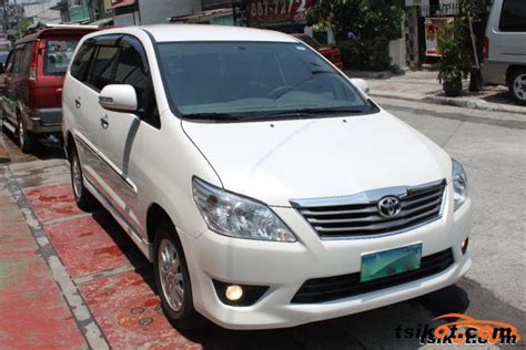 Toyota Innova 2013 Philippines Toyota Innova 2013 Car For Sale Tsikot 1