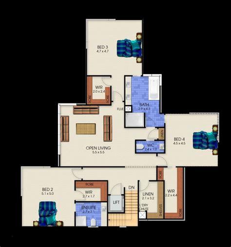 floor plan 3 storey commercial building 3 storey commercial building floor plan joy studio