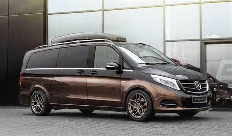 Viano Lackieren Kosten by Hammerhart Mercedes V Klasse By Carlex Design