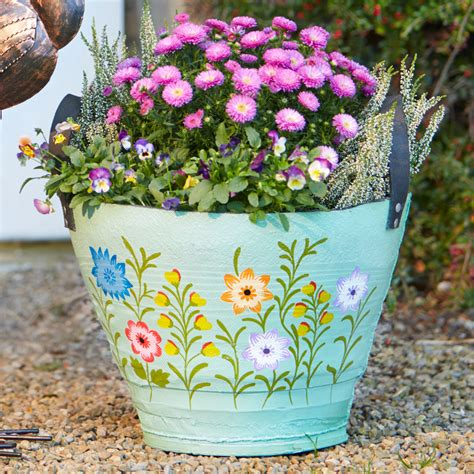 Recycled Planter by Recycled Tyre Planter Collection Select