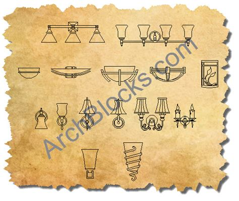 Hanging Pendant Lights Over Kitchen Island autocad lighting blocks library cad lamp symbol