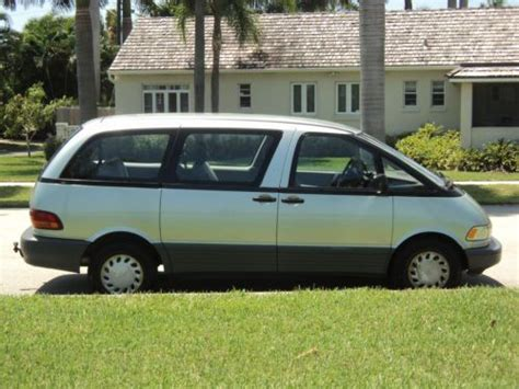 auto body repair training 1992 toyota previa parking system service manual car owners manuals free downloads 1991
