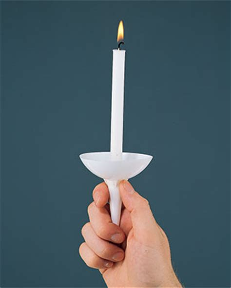 How To Make A Paper Candle Holder - cm almy better congregation candles and holders