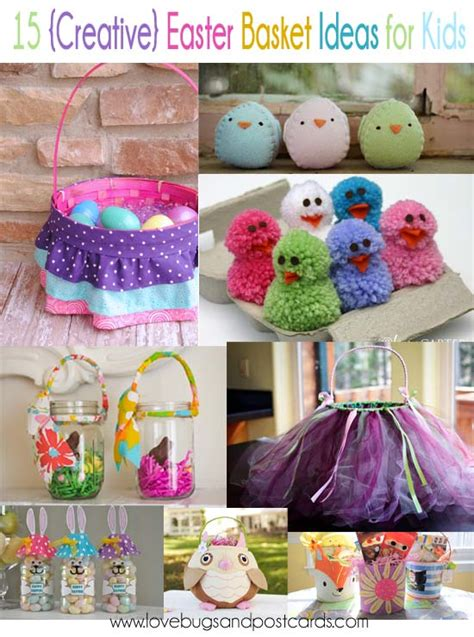ideas for easter 15 creative easter basket ideas for kids and teens