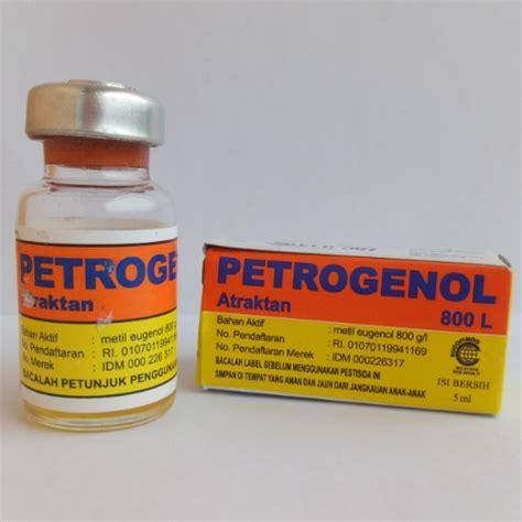 Petrogenol 800 L atraktan petrogenol 800 l untuk lalat buah bibitbunga