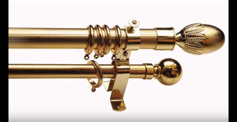 drapery hardware toronto curtain rods in toronto