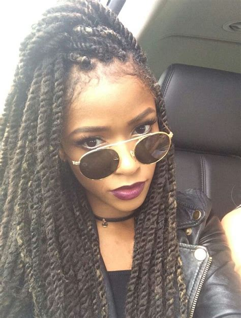 senegalese twists with marley hair 25 best ideas about marley twists on pinterest marley