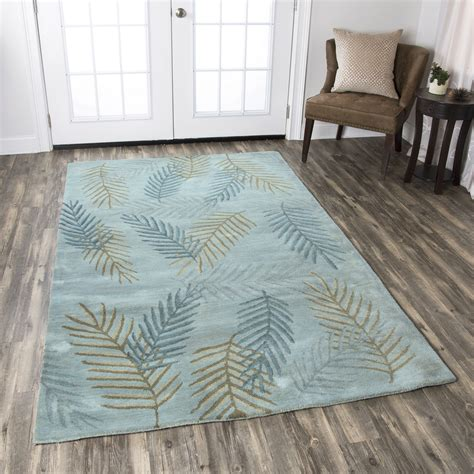 Blue Grey Brown Area Rug Blue Grey Brown Area Rug Rupec Collection Tufted Area Rug In Grey Blue Brown Design By Burke