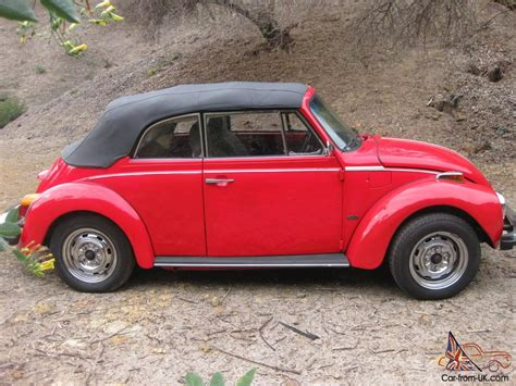 volkswagen beetle classic convertible classic vw super beetle convertible