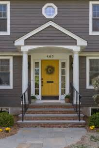 door colors for gray house 30 front door colors with tips for choosing the right one