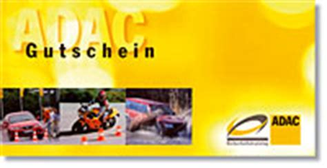 Motorrad Fahrsicherheitstraining Bremen by Gutscheine Adac Fahrsicherheits