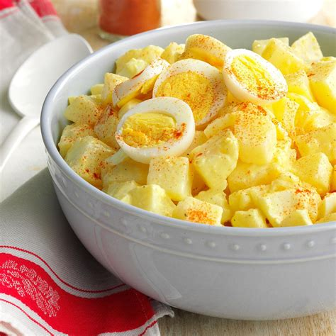 potato salad s potato salad recipe taste of home