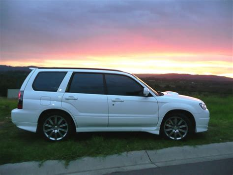 tuned subaru 2006 subaru forester sti related infomation specifications